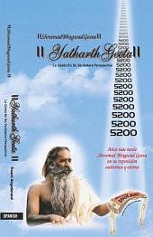 Yatharth Geeta Spanish: Bhagavad Gita