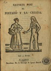El Pintadó y la criada: saynete nou