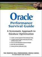 Oracle Performance Survival Guide