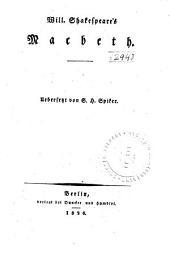 Will. Shakespeare's Macbeth