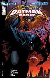 Batman and Robin (2011- ) #1