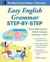 Easy English Grammar Step by Step PDF