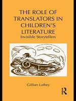 The Role of Translators in Children   s Literature PDF