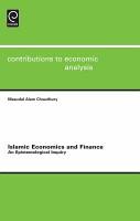 Islamic Economics and Finance PDF