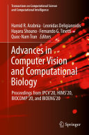 Advances in Computer Vision and Computational Biology