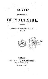 Oeuvres complètes de Voltaire: Volume32