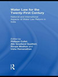 Water Law for the Twenty First Century PDF