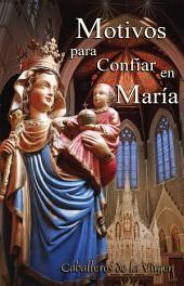 Motivos para Confiar en Maria
