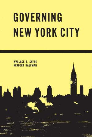 Governing New York City