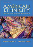American Ethnicity  The Dynamics and Consequences of Discrimination Book