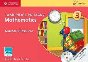 Cambridge Primary Mathematics Stage 3 Teacher S Resource With Cd Rom Book PDF