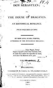 Don Sebastian, Or, The House of Braganza: An Historical Romance ...