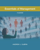 Essentials of Management    11th Ed PDF