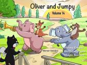 Oliver and Jumpy - the Cat Series, Stories 40-42: Bedtime stories for children in illustrated picture book with short stories for early readers.