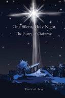 One Silent  Holy Night PDF
