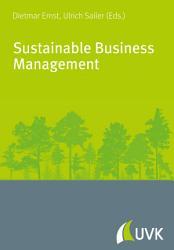 Sustainable Business Management PDF