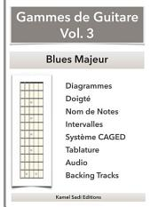 Gammes de Guitare Vol. 3: Blues Majeur