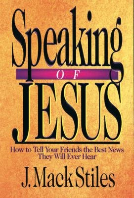 Speaking of Jesus PDF
