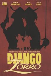 Django / Zorro Volume 1