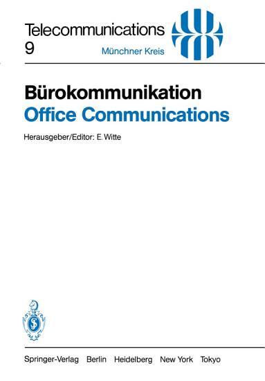 B  rokommunikation   Office Communications PDF