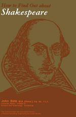How to Find Out About Shakespeare