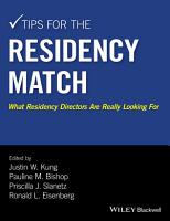 Tips for the Residency Match PDF