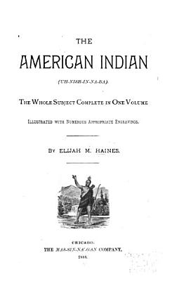 The American Indian  Uh nish in na ba  PDF