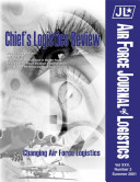 Air Force journal of logistics: vol25_no2