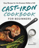 Cast Iron Cookbook For Beginners Book PDF