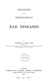 Diagnosis and Treatment of Ear Diseases