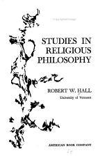 Studies in Religious Philosophy PDF