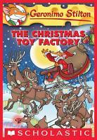 Geronimo Stilton  27  The Christmas Toy Factory PDF