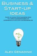 Business   Start Up Ideas