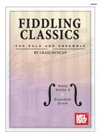 Fiddling Classics for Solo and Ensemble  Viola Violin 3 and Ensemble Score PDF