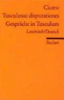 Tusculanae disputationes PDF