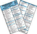 Medizinische Abk  rzungen   Medizinische Taschen Karte PDF