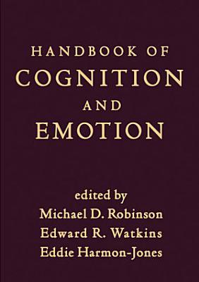 Handbook of Cognition and Emotion PDF