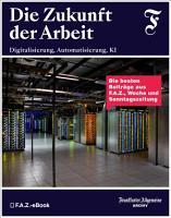 Die Zukunft der Arbeit PDF