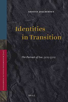 Identities in Transition PDF