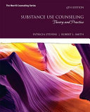 Substance Use Counseling Book
