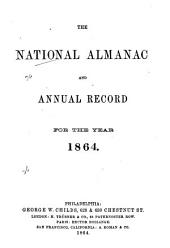 The National Almanac and Annual Record for ...