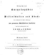 Allgemeine Encyclopädie der Wissenschaften und Künste in alphabetischer Folge ...