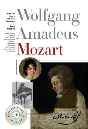 New Illustrated Lives of Great Composers  Wolfgang Amadeus Mozart