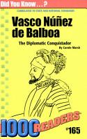Vasco Nunez de Balboa PDF