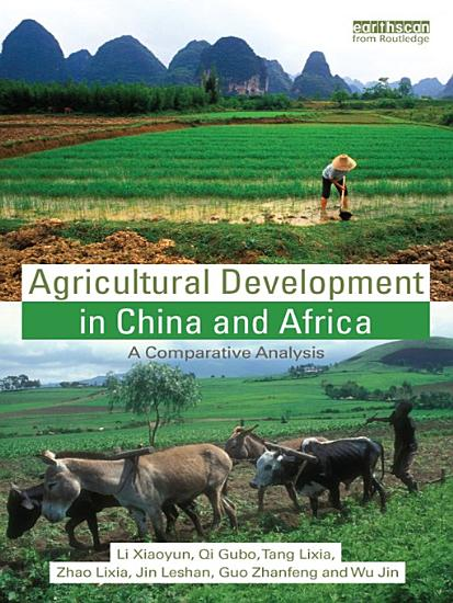 Agricultural Development in China and Africa PDF