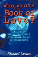 Who Wrote The Book Of Love  PDF