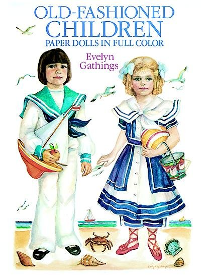 Old Fashioned Children Paper Dolls PDF