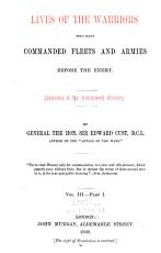 Lives of the Warriors who Have Commanded Fleets and Armies Before the Enemy PDF