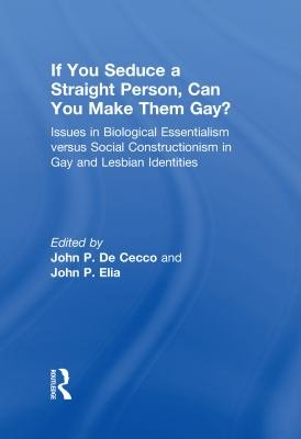 If You Seduce a Straight Person  Can You Make Them Gay  PDF