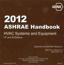 Ashrae Handbook 2012 PDF